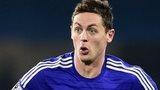 Chelsea midfielder Nemanja Matic