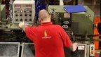 Manufacturing rose 0.8% in February