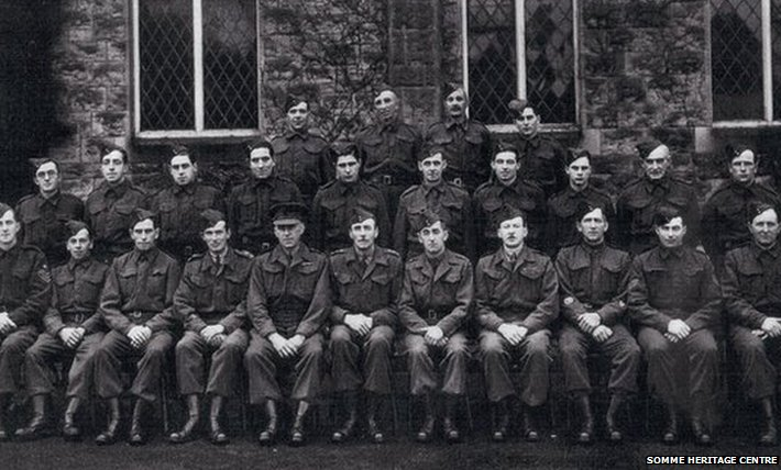 Comber Home Guard