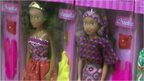 Queens of Africa Dolls