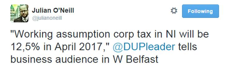 Corp tax