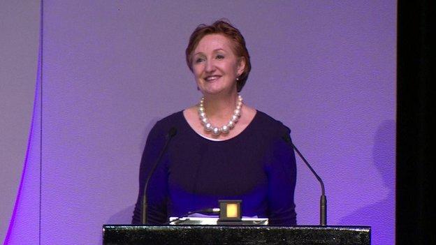 UKIP deputy chairwoman Suzanne Evans