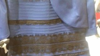 BBC News - Optical illusion: Dress colour debate goes global