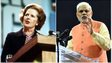 Margaret Thatcher and Narendra Modi