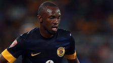Kaizer Chiefs forward Bernard Parker
