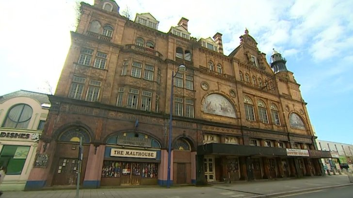 Plymouth's Palace Theatre