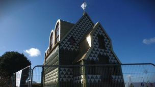 Grayson Perry's house in Wrabness