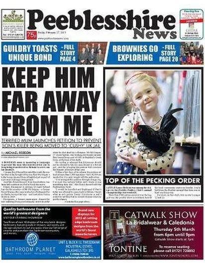 Peebleshire News