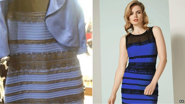 The Dress White Gold Or Blue Black Everything Else