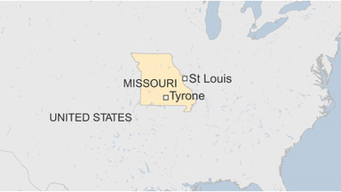 Tyrone, Missouri, USA