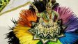 Dancer at Rio Carnival