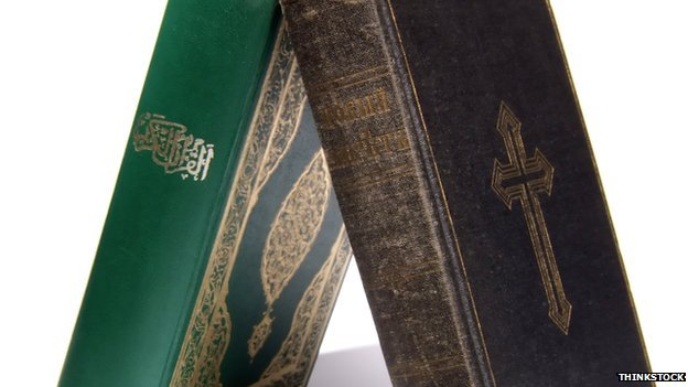 Koran and Bible
