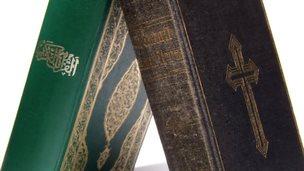 Koran and Bible