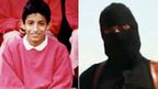 Jihadi John without knife