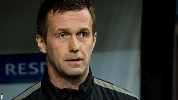 Deila's team remain on course for a domestic treble