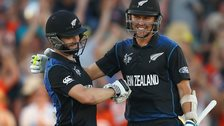 Kane Williamson and Trent Boult