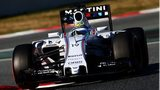 Williams of Felipe Massa