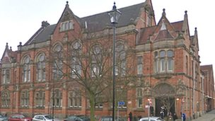 North Staffordshire Magistrates Court