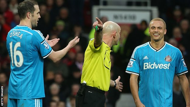 'No mistake' over Brown red card...