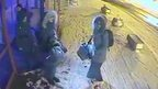 CCTV shows UK girls on way to Syria