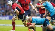 Scotland lost 22-19 to Italy