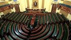 Egypt parliament (file)