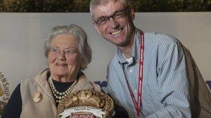 Betty Lethbridge and Gordon Seabright