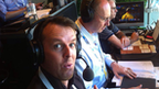 Graeme Swann and Jonathan Agnew on TMS