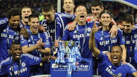 Captain of Chelsea 2014 Chelsea Captain John Terry Has