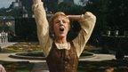 Julie Andrews sings in The Sound of Music