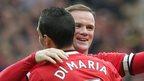 Wayne Rooney, Angel Di Maria