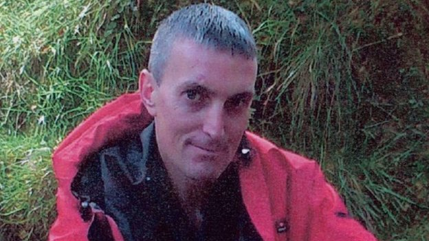 Stephen Coutts died and another man was taken to hospital