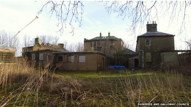Developers say the buildings have been targeted by vandals, fireraisers and drug users