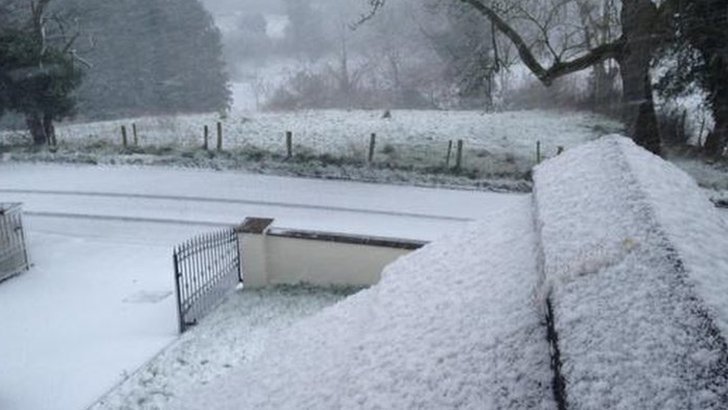 Blizzard Banbridge
