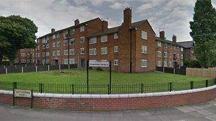 Greenheys Gardens, Sefton Park Road