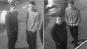 Mission CCTV appeal