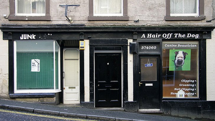 Shop in Hawick