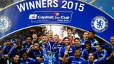 Chelsea win league cup