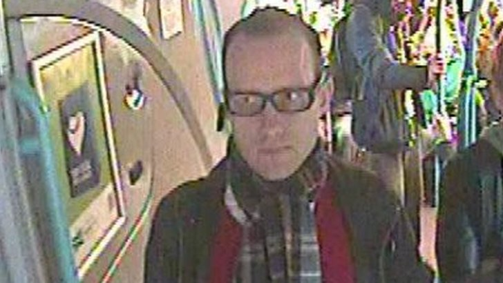 Man police want to trace
