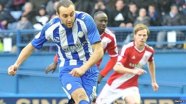 Sheffield Wednesday v Middlesbrough