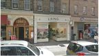 Laing's the jewellers in Frederick Street