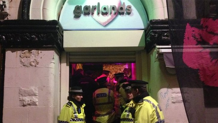 Garlands nightclub