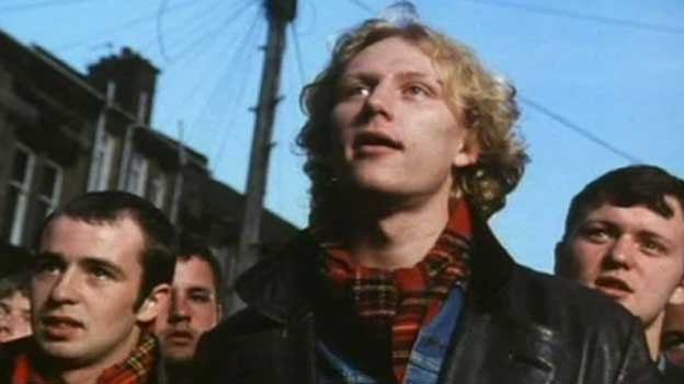 Kevin McKidd starred as Malky, the leader of the Tongs gang