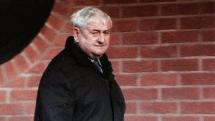Alan Medd outside Teesside Crown Court