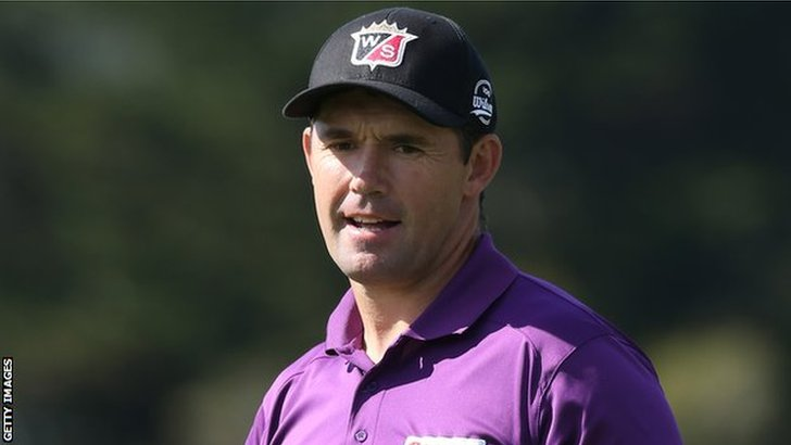 Padraig Harrington