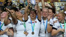 England won the Women's World Cup in 2014