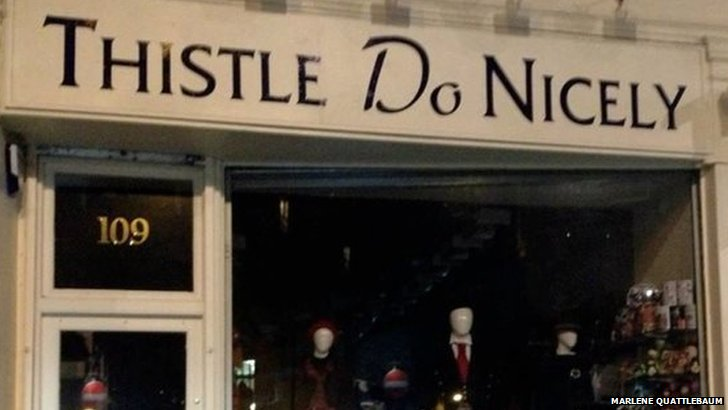 Thistle Do Nicely shop