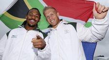 South Africa Commonwealth Games bid