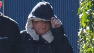 Kelly Jane Richards appeared at Merthyr Crown Court