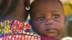 Child in Sierra Leone